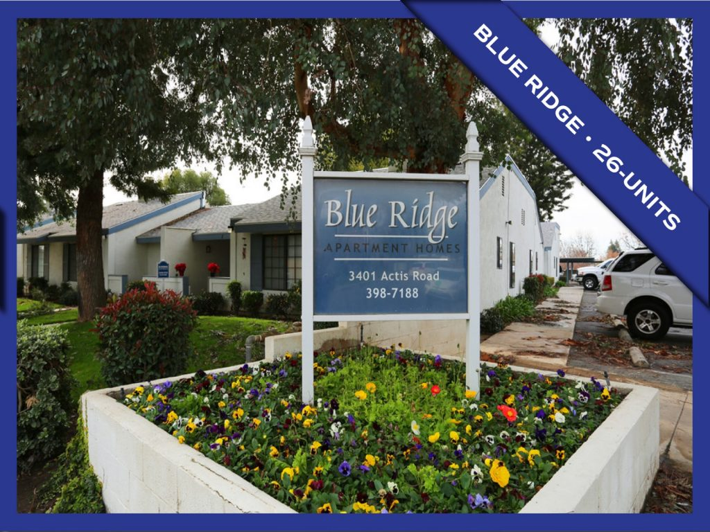 Blue Ridge 26 Units