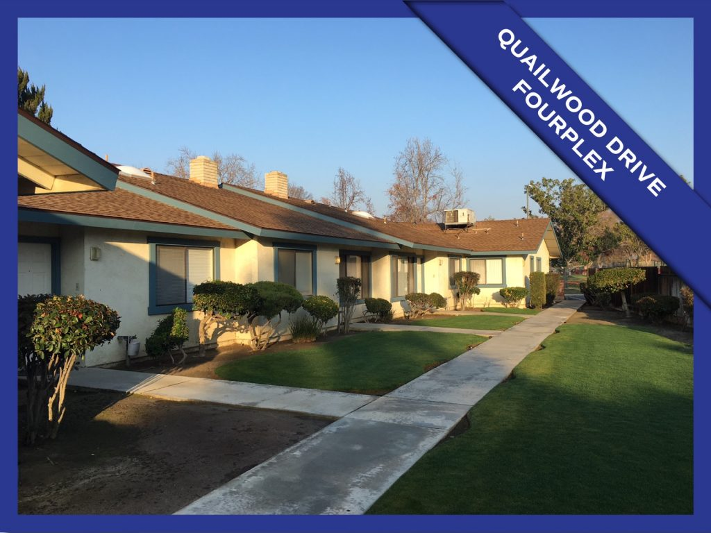 Quailwood Fourplex