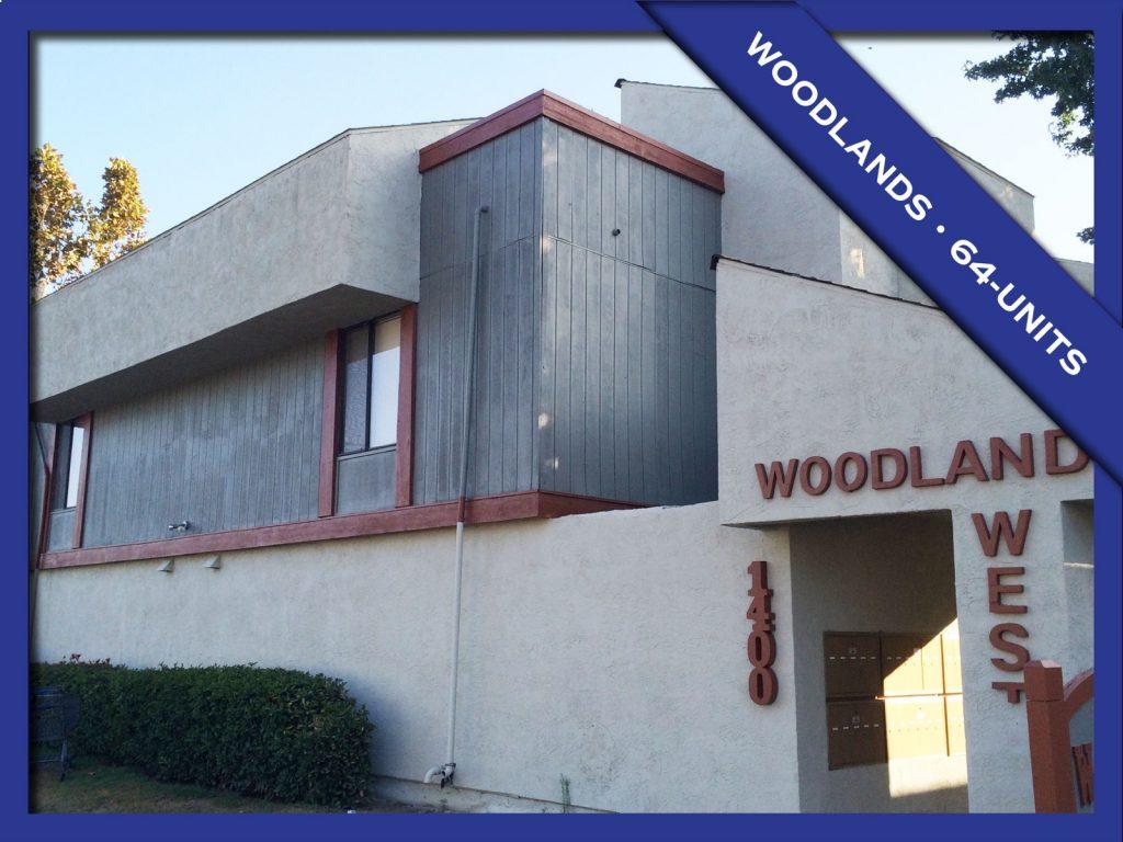 Woodlands Apts 64 Units